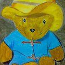 paddington bear by sky   princess
