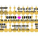Gourd-pedia What's A Gourd by Subwaysign