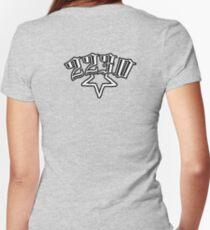 2230 Women's Fitted V-Neck T-Shirt