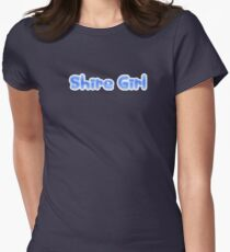 Shire Girl  Women's Fitted T-Shirt