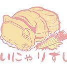 iNYArizushi (Inarizushi Kitty) by Indigo East (Aesthetic Kiki+Koko Version) by Indigo East