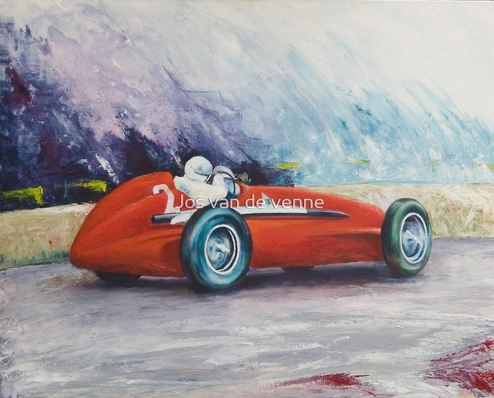 Fangio by Jos van de venne