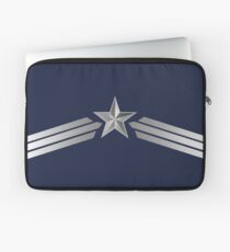 The First Avenger Laptop Sleeve