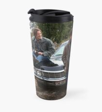 Team Free Will Travel Mug