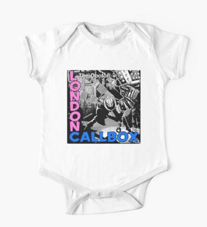 London Callbox Kids Clothes