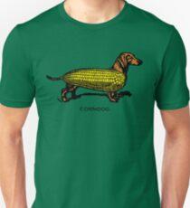 Camiseta unisex Corndog