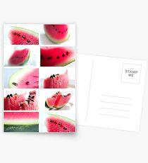 Melon Parade 2 Postcards