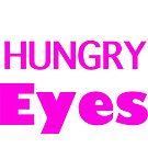 Hungry eyes by MarleyArt123