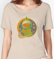 Space Boy! Women's Relaxed Fit T-Shirt