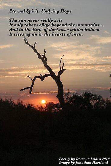 Eternal Spirit, Undying Hope by moonlover