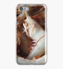 Raw Prawns iPhone Case/Skin