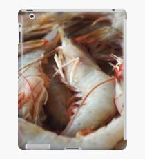 Raw Prawns iPad Case/Skin