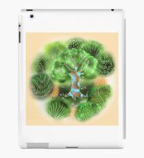L'arbre particulier Coque et skin adhésive iPad