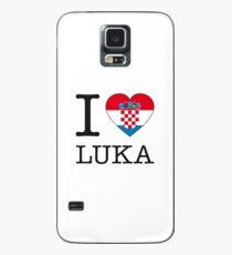 I ♥ LUKA Hülle & Klebefolie für Samsung Galaxy