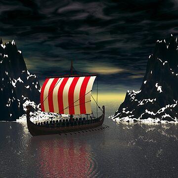 Evil Night Adventure by Godwin