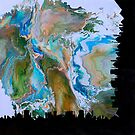 Jordan Abstract by Mikexkish