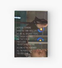 11th Hour Hardcover Journal