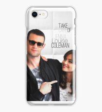 Matt and Jenna iPhone Case/Skin