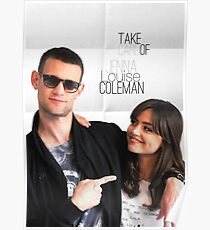Matt and Jenna Poster