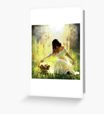 Light Greeting Card