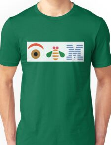 IBM Eye Bee M logo Unisex T-Shirt