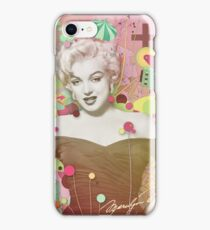 Marilyn Rendition iPhone Case/Skin