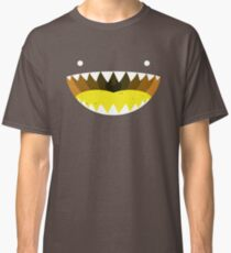 Mouth Tee Yellow Classic T-Shirt