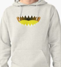 Mouth Tee Yellow Pullover Hoodie