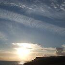 Looking towards the rumps! New Polzeath. Cornwall. by greenstone