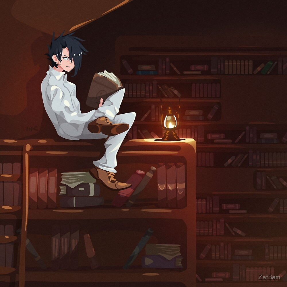 Ray - The Promised Neverland by Zat3am