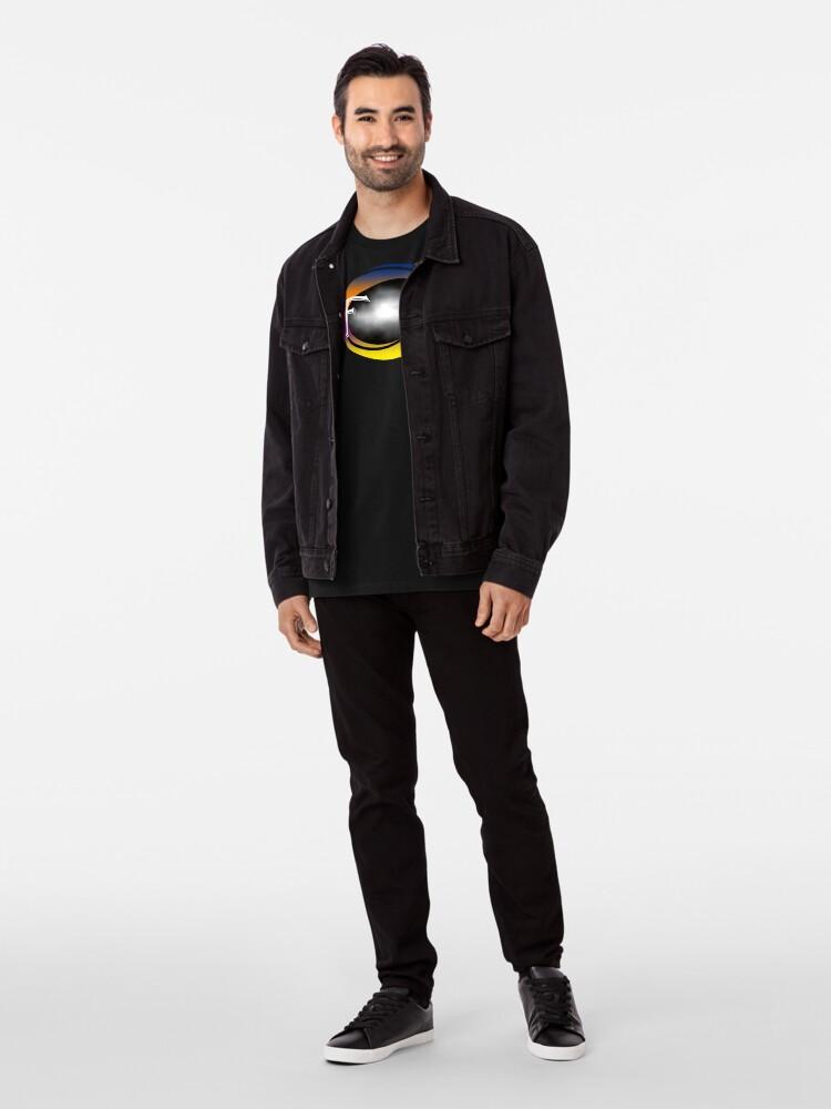 Alternate view of UFO Emblem Premium T-Shirt