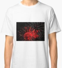 Canada Day Fireworks Classic T-Shirt