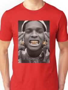 ASAP Rocky Golden Unisex T-Shirt
