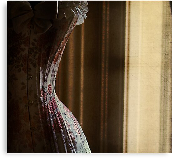 The curtains were heavy as she drew them closed; she remained still and waited by Rebelle