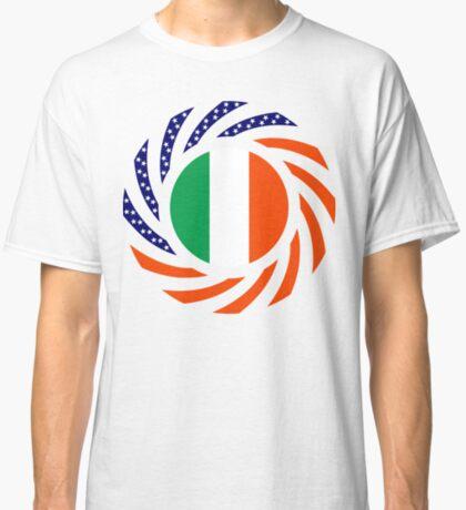 Irish American Multinational Patriot Flag Series Classic T-Shirt