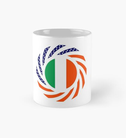 Irish American Multinational Patriot Flag Series Mug