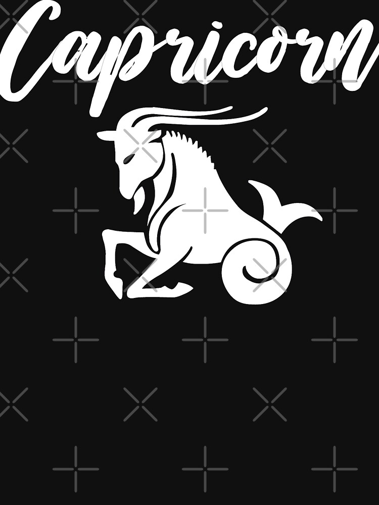 Capricorn T-Shirt by Mbranco