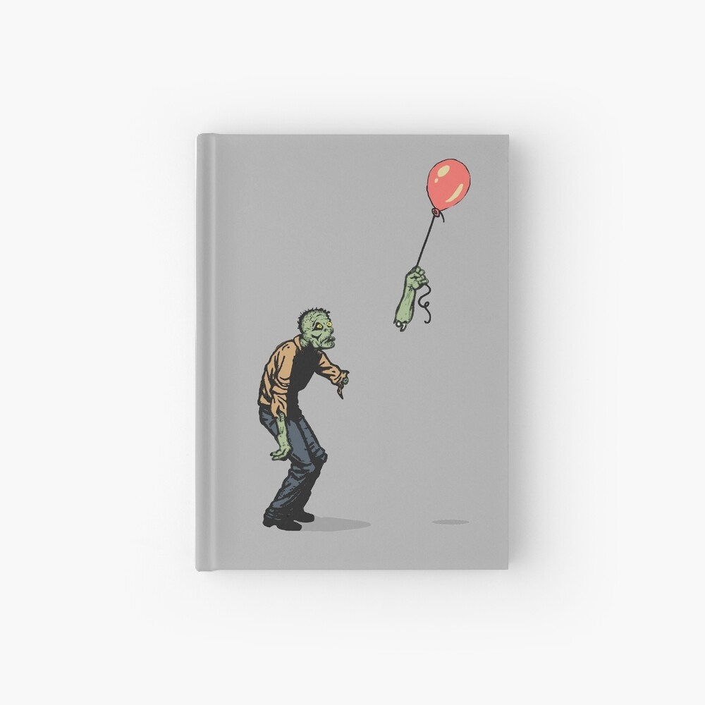 zombie Hardcover Journal