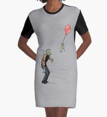 Vestido camiseta zombi