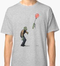Camiseta clásica zombi