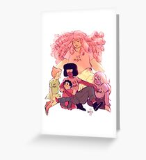 Gem Moms Greeting Card