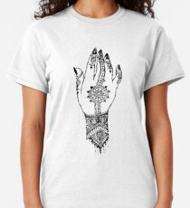 Hand of delicacy. By Ane Teruel.  Classic T-Shirt