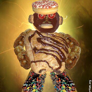 Mr. Donut Jones Owns Me by DConsortium