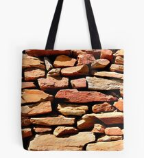 Well placed stonework Tote Bag