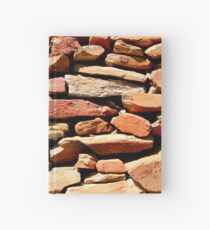 Well placed stonework Hardcover Journal