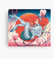 Android. Eos. Canvas Print