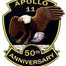 NASA Apollo 11 Lunar Mission 50th Anniversary by Jim Plaxco