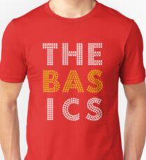 """""""The Basics"""" - Wait For You design (white & lighter gold) Unisex T-Shirt"""