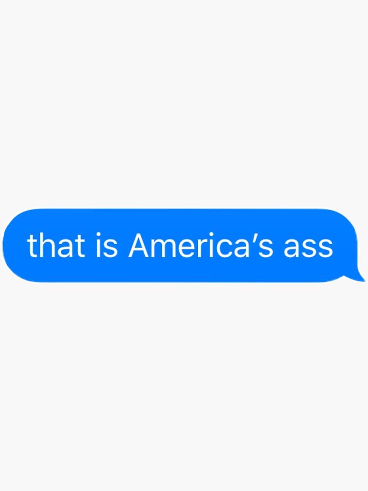 el culo de america de charm11