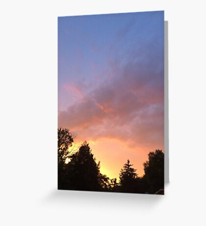 Stormset v.3 Greeting Card